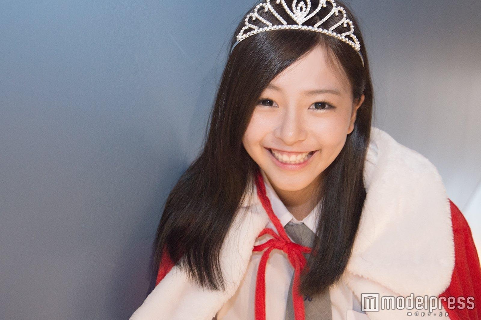 """日本一かわいい高校一年生""""がついに決定!!選ばれたのは、、、「高1"""